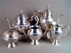 Buy antique and modern silverware