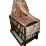 Promotion! The best set to sleep! Cot pendulum, mattress coconut bed