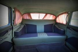 Tuning Internal The interior padding of the car interior, upholstering seats